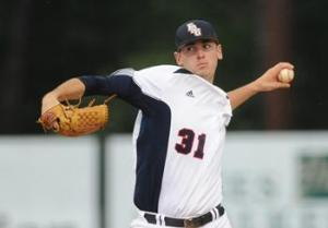 Austin Gomber did, indeed, pitch in Luray in 2012!