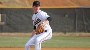 Jake Perkins Ferrum baseball 2014