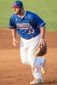 Gunnar McNeill Staunton fielding 2