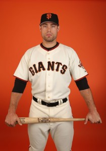 Mac Williamson SF Giants