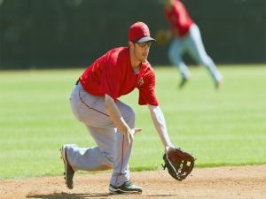 Eric Stamets fielding