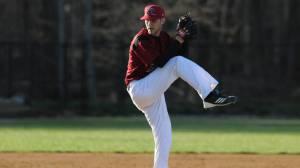 Zach Mawson Rider pitching