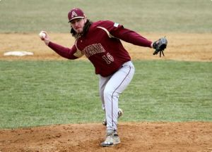 Kevin Becker-Menditto Alvernia pitching 2015