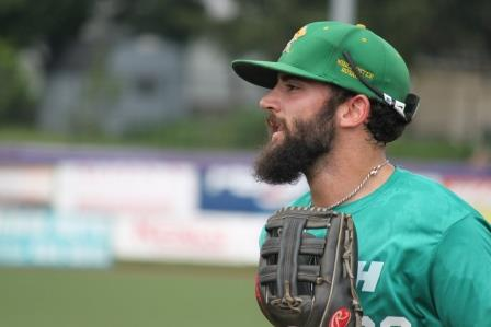 What a glorious beard....