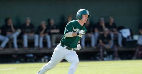 Josh Smith William and Mary 2015 running bases