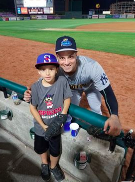 Ethan Carper with Ryan McBroom