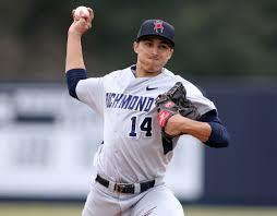 Keenan Bartlett Richmond pitching