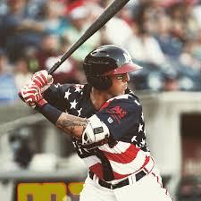 Joe Odom batting