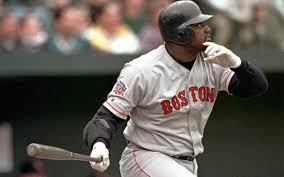Mo Vaughn Boston