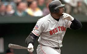 Mo Vaughn Boston