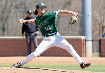 Blake Whitney USC Upstate 2018 pitching