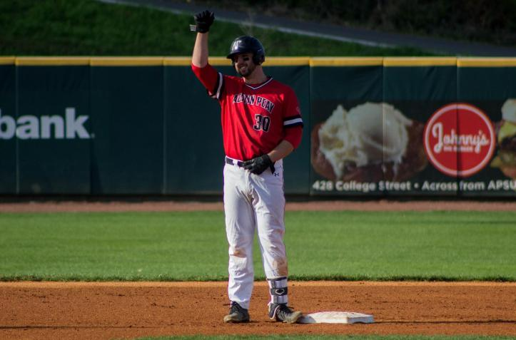 Parker Phillips Austin Peay 2nd base 2018