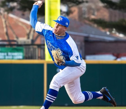 Jonathan Bowlan pitching Memphis