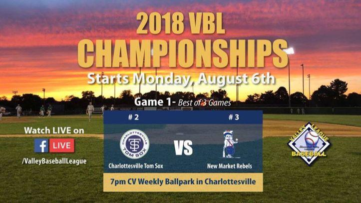 2018 VBL Championships