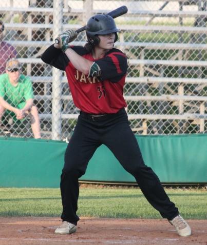 Bennett Hostetler batting 2018
