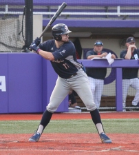 Chase Sudduth about to swing 2018