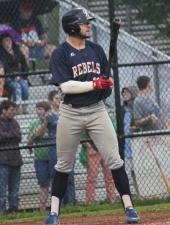 Chase Sudduth batting 2018