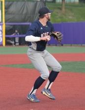 Chase Sudduth fielding 2018
