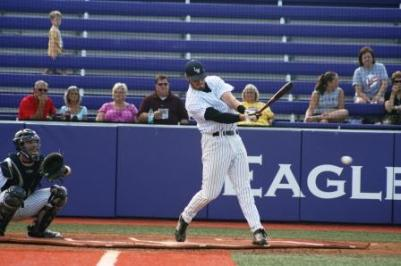 Jonathan Griffin in the 2010 Home Run Derby