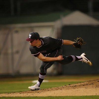 Matthew Thomas Trinity pitching