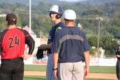 Patrick McColl first base 2018