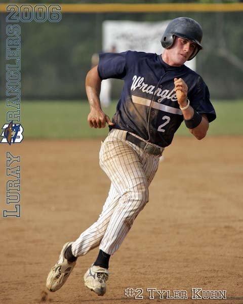 Tyler Kuhn 2006 Wranglers