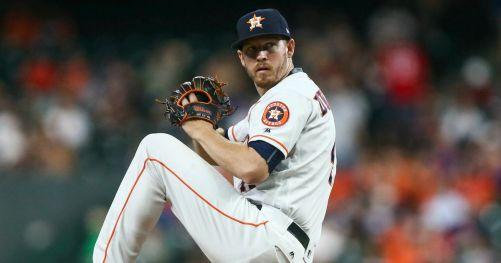 Chris Devenski Houston Astros