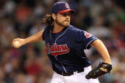 Chris Perez Cleveland Indians