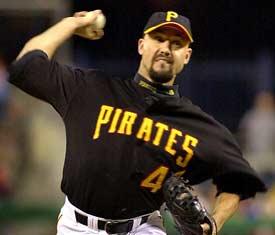 Mike Williams Pitt Pirates