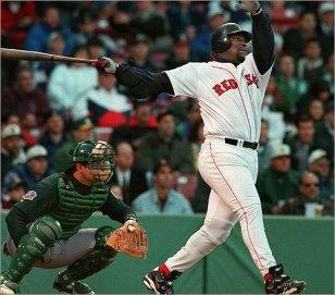 Mo Vaughn Boston Red Sox