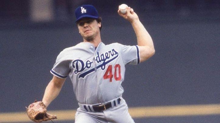 Rick Honeycutt LA Dodgers