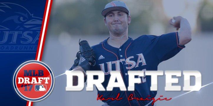 karl craigie drafted 2017