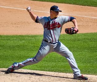 David Carpenter 2014 pitching