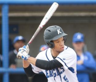Zion Pettigrew Kirkland 2019 at bat