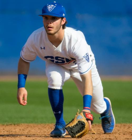 Griffin Cheney Georgia State fielding