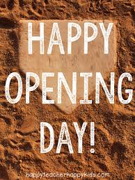 Happy Opening Day
