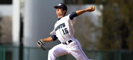 Deven Hemenway Santa Fe pitching