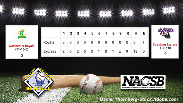 Express No Hitter 2