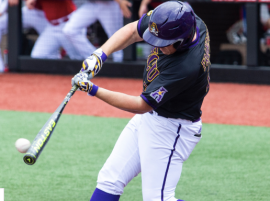 Thomas Francisco East Carolina hitting