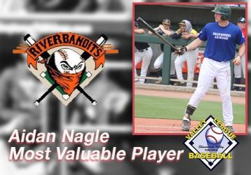 Aidan Nagle 2019 MVP