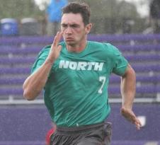 Dylan Menhennett running