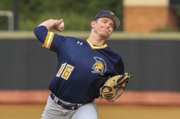 Austin Koehn UNC Greensboro pitching