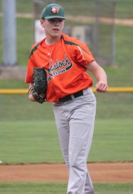 Brandon Haggerty pitching 2