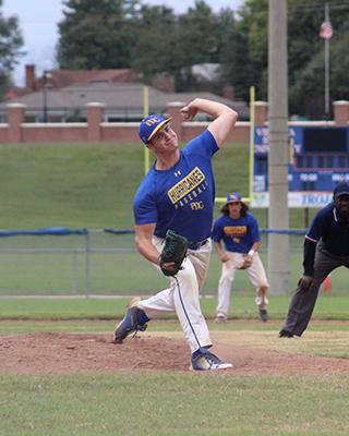 Seth Konkel pitching 2018