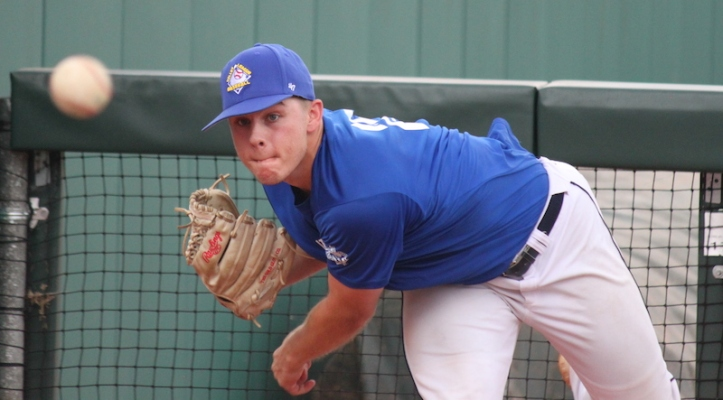 Will Brian Showcase pitching