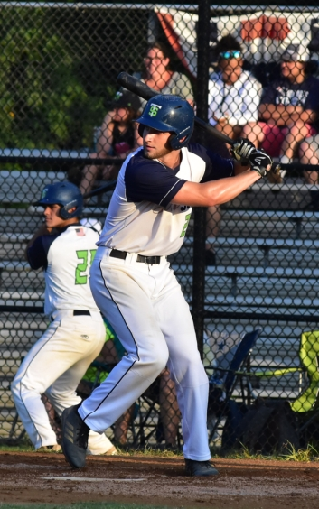 Dan Harwood swinging 2019 Cville
